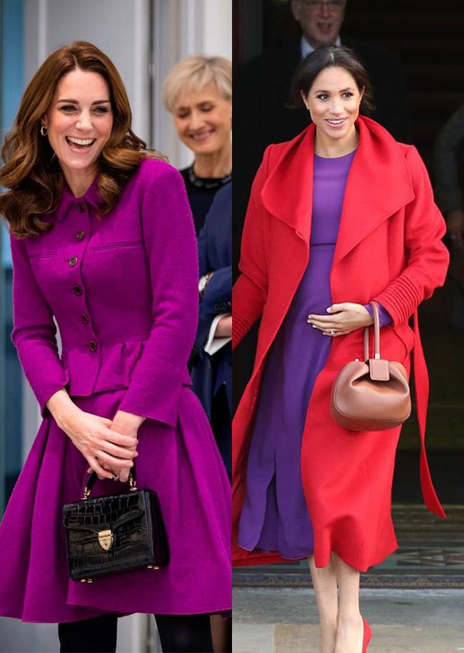 Công nương Kate Middleton bị nghi bắt chước em dâu Meghan Markle, nhưng sự thật đáng ngưỡng mộ sau đó là gì? - Ảnh 4.