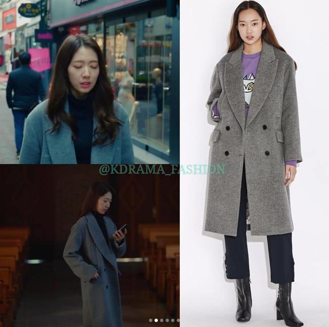 """Nàng công sở học được vài tips mặc áo khoác từ cô nàng Park Shin Hye trong """"Hồi Ức Alhambra"""" - Ảnh 11."""