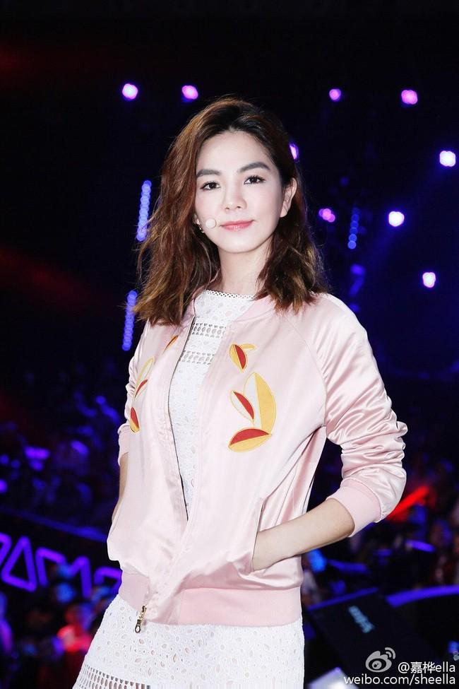 Sao Trung Thử thách 10 năm: Lâm Chí Dĩnh trẻ mãi không già, thành viên nhóm nhạc SHE từ tomboy thành mỹ nhân - Ảnh 6.