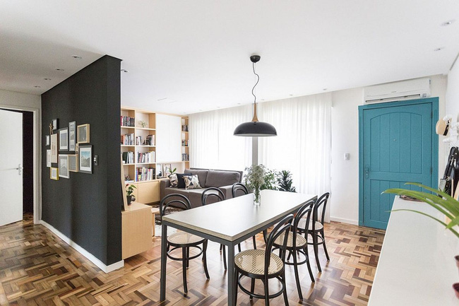 25 phòng ăn cho căn hộ nhỏ vừa đẹp lại vừa tiết kiệm không gian - Ảnh 16.