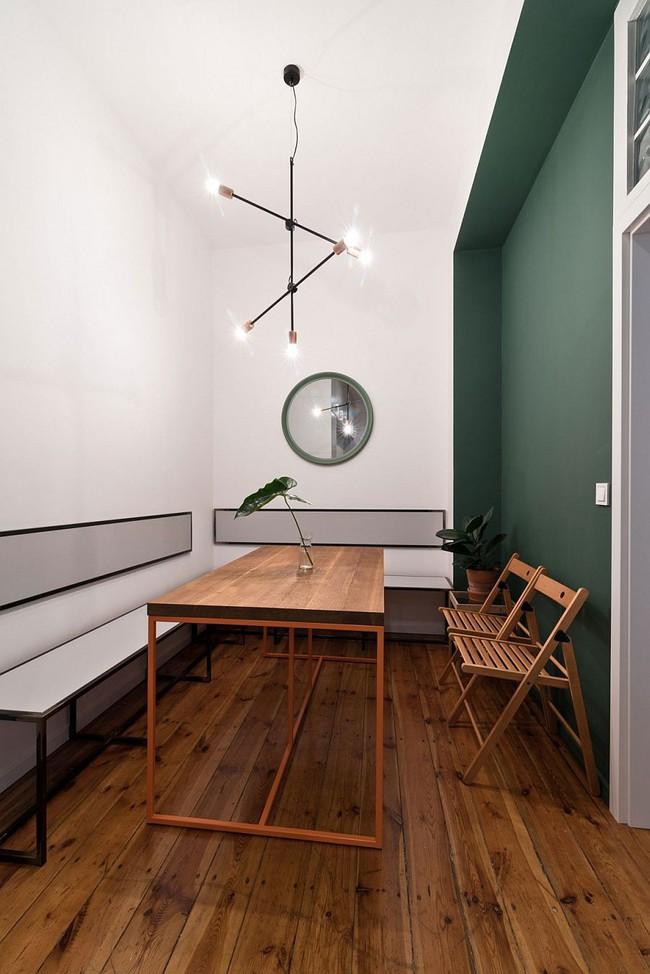 25 phòng ăn cho căn hộ nhỏ vừa đẹp lại vừa tiết kiệm không gian - Ảnh 17.