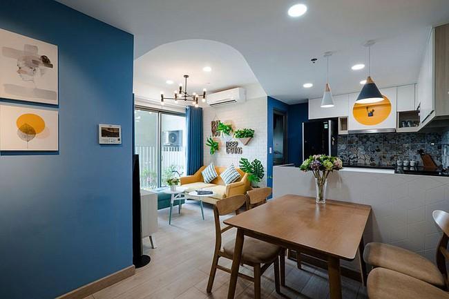 25 phòng ăn cho căn hộ nhỏ vừa đẹp lại vừa tiết kiệm không gian - Ảnh 2.