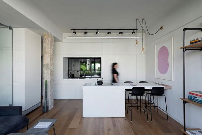 25 phòng ăn cho căn hộ nhỏ vừa đẹp lại vừa tiết kiệm không gian - Ảnh 3.