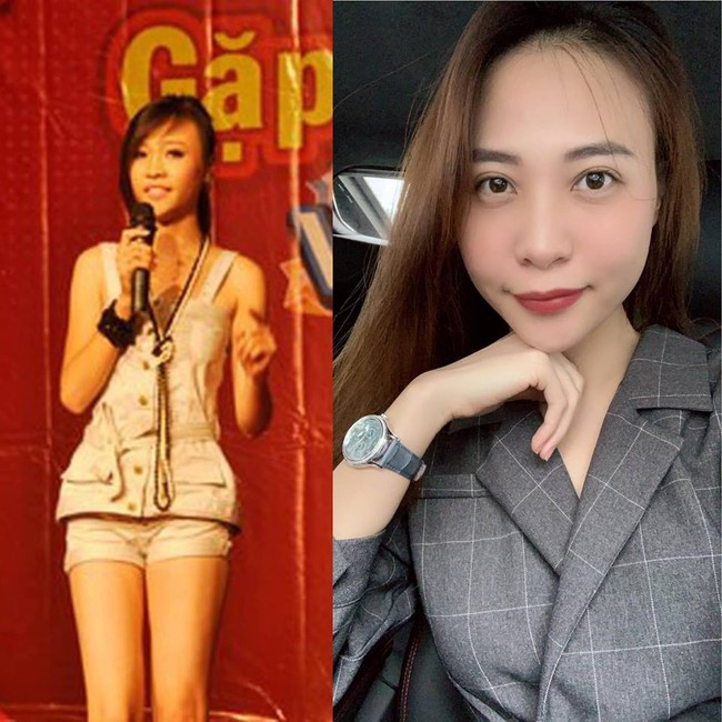 Dù ở ẩn khỏi showbiz nhưng sự thay đổi nhan sắc và phong cách của Đàm Thu Trang khiến ai cũng bất ngờ - Ảnh 1.