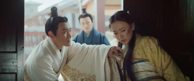 Hạo Lan truyện chính thức lên sóng: Ngô Cẩn Ngôn bị vu oan thông gian, suýt tự tử vì trai đẹp bỏ rơi  - Ảnh 8.
