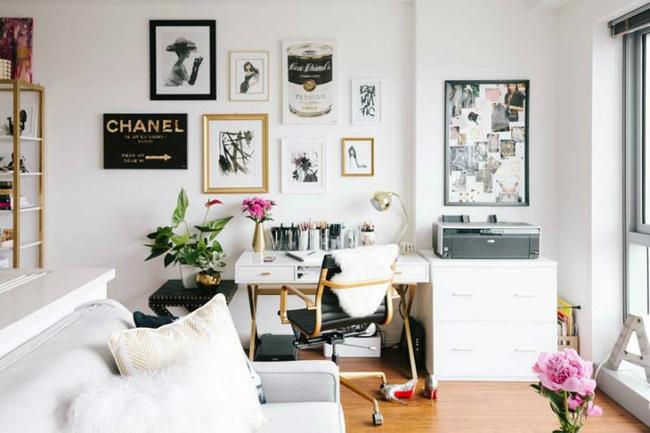 Nhìn ngắm căn hộ nhỏ này mới hiểu tại sao nó lại là nơi ở mơ ước của mọi cô nàng độc thân - Ảnh 1.