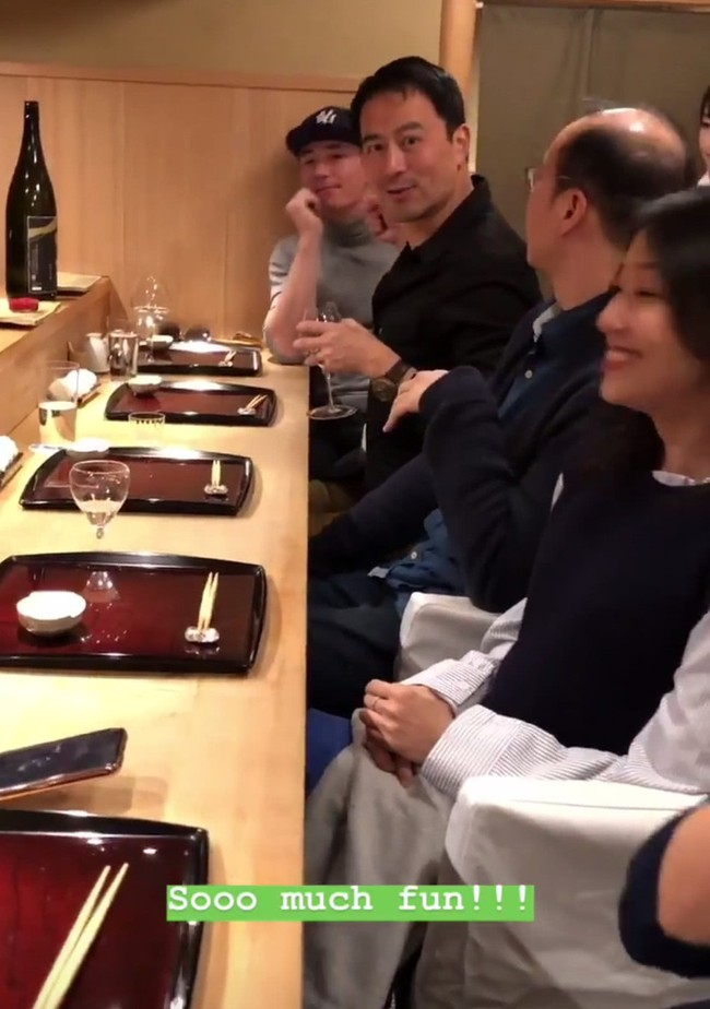 Vợ chồng Lâm Tâm Như - Hoắc Kiến Hoa lần đầu xuất hiện bên nhau sau ồn ào kết hôn giả