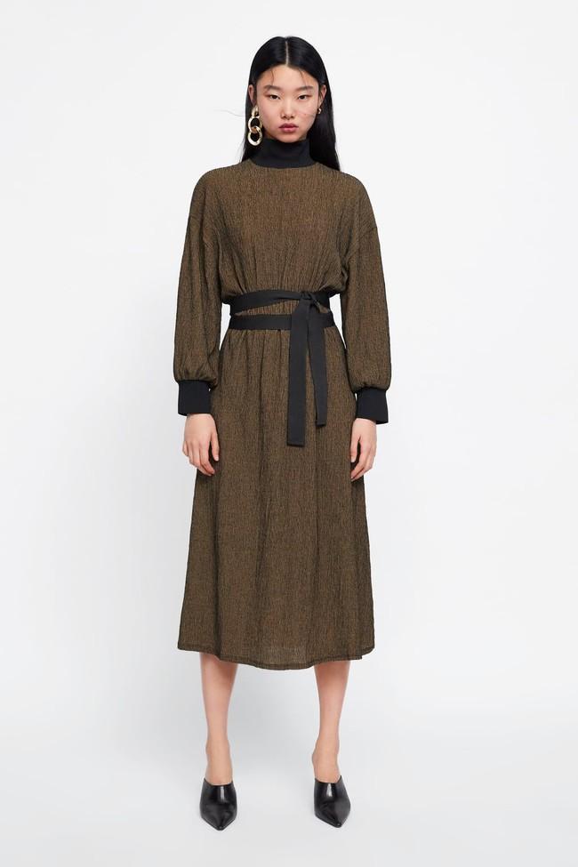 Nghía qua 15 mẫu váy từ Zara, Mango, Topshop, các nàng thế nào cũng chọn được chân ái để tha hồ bung lụa đón Tết - Ảnh 11.