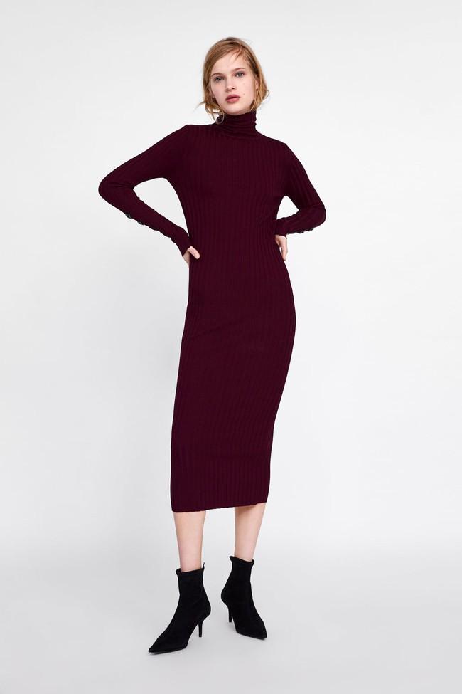 Nghía qua 15 mẫu váy từ Zara, Mango, Topshop, các nàng thế nào cũng chọn được chân ái để tha hồ bung lụa đón Tết - Ảnh 14.
