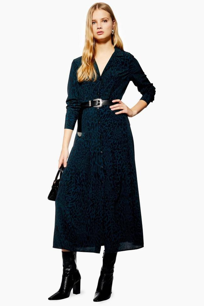 Nghía qua 15 mẫu váy từ Zara, Mango, Topshop, các nàng thế nào cũng chọn được chân ái để tha hồ bung lụa đón Tết - Ảnh 6.