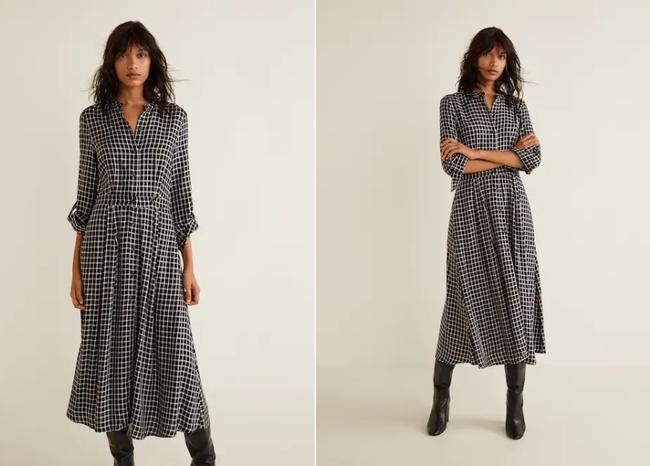 Nghía qua 15 mẫu váy từ Zara, Mango, Topshop, các nàng thế nào cũng chọn được chân ái để tha hồ bung lụa đón Tết - Ảnh 3.