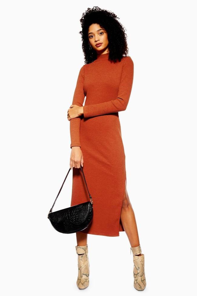 Nghía qua 15 mẫu váy từ Zara, Mango, Topshop, các nàng thế nào cũng chọn được chân ái để tha hồ bung lụa đón Tết - Ảnh 9.