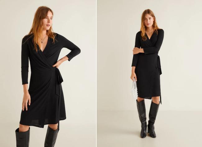 Nghía qua 15 mẫu váy từ Zara, Mango, Topshop, các nàng thế nào cũng chọn được chân ái để tha hồ bung lụa đón Tết - Ảnh 5.
