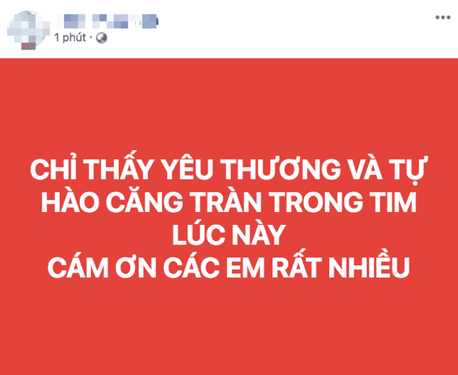 Thua Nhật Bản nhưng người hâm mộ vẫn động viên tuyển Việt Nam: Về ăn Tết thôi, các em vất vả quá rồi! - Ảnh 5.
