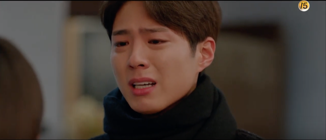 Tưởng đây là lý do chia tay, Park Bo Gum háo hức làm lành với Song Hye Kyo và nhận về cái kết bất ngờ - Ảnh 2.