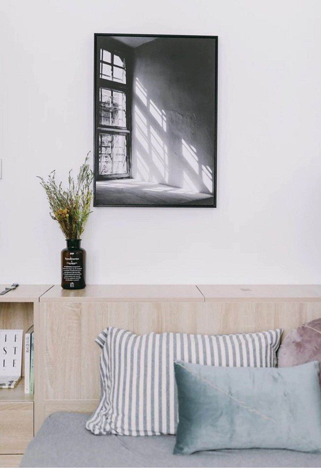 Căn hộ 55m² lột xác sau cải tạo đẹp đến từng góc nhỏ nhờ cách bố trí nội thất thông minh - Ảnh 24.