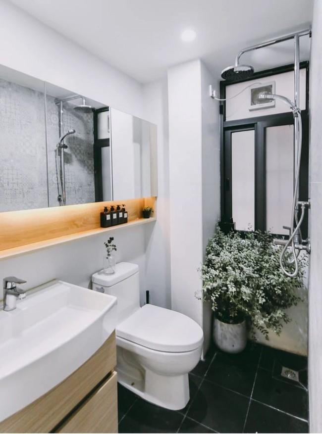 Căn hộ 55m² lột xác sau cải tạo đẹp đến từng góc nhỏ nhờ cách bố trí nội thất thông minh - Ảnh 26.