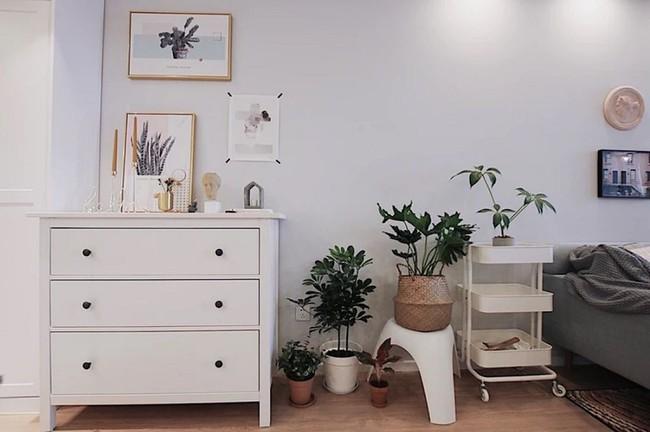 Căn hộ 70m² trên tầng 33 đẹp hút hồn với thiết kế gạch sàn bếp hình lục giác độc đáo - Ảnh 3.