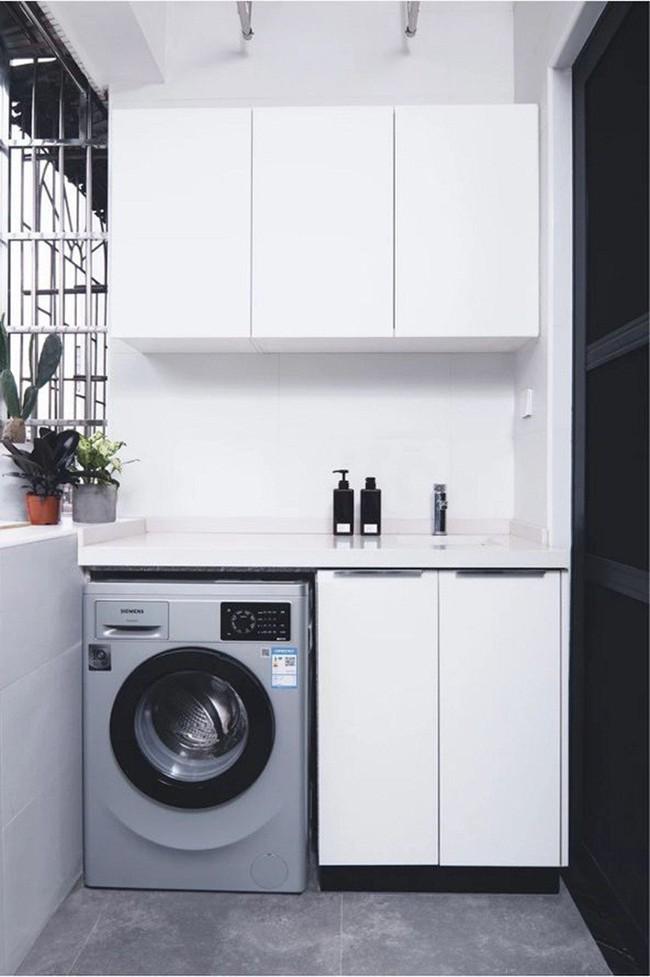 Căn hộ 55m² lột xác sau cải tạo đẹp đến từng góc nhỏ nhờ cách bố trí nội thất thông minh - Ảnh 20.