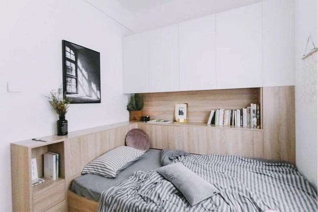 Căn hộ 55m² lột xác sau cải tạo đẹp đến từng góc nhỏ nhờ cách bố trí nội thất thông minh - Ảnh 18.