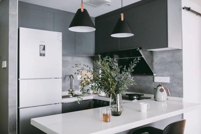 Căn hộ 55m² lột xác sau cải tạo đẹp đến từng góc nhỏ nhờ cách bố trí nội thất thông minh - Ảnh 14.