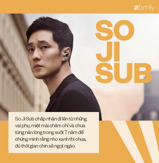 So Ji Sub: Quý ông độc thân đắt giá, thà lẻ bóng chứ quyết không đem chuyện kết hôn ra thử vận đời may rủi - Ảnh 5.