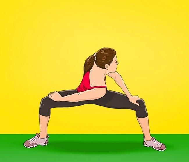 HLV Nhật Bản hướng dẫn bài tập đơn giản có thể giúp giảm bớt bụng xệ chỉ trong 3 tuần - Ảnh 5.
