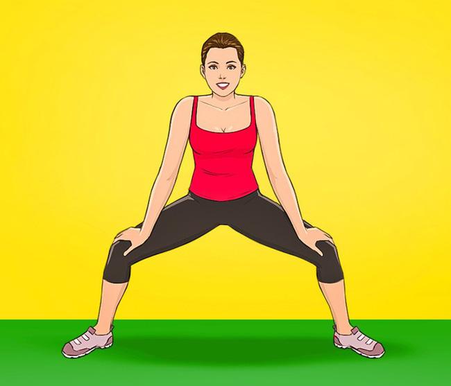 HLV Nhật Bản hướng dẫn bài tập đơn giản có thể giúp giảm bớt bụng xệ chỉ trong 3 tuần - Ảnh 6.