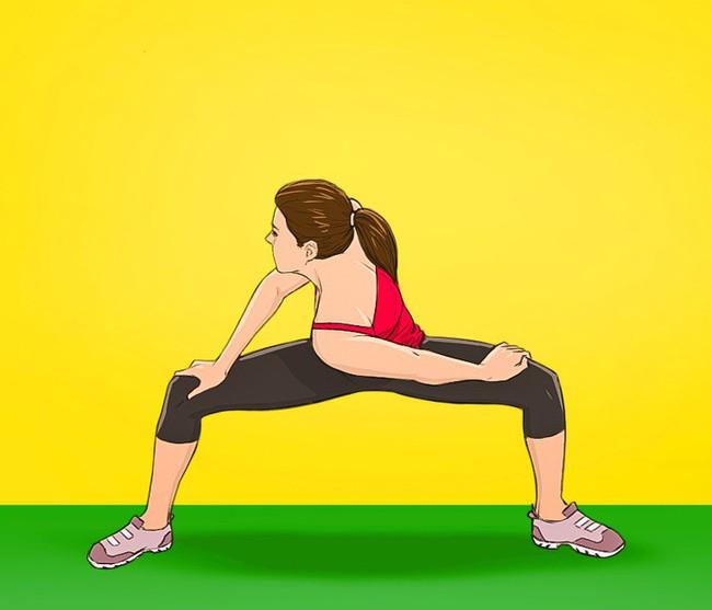 HLV Nhật Bản hướng dẫn bài tập đơn giản có thể giúp giảm bớt bụng xệ chỉ trong 3 tuần - Ảnh 7.