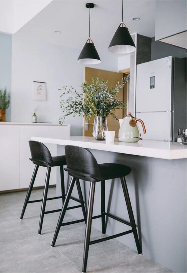 Căn hộ 55m² lột xác sau cải tạo đẹp đến từng góc nhỏ nhờ cách bố trí nội thất thông minh - Ảnh 13.