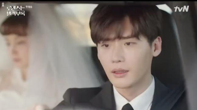 Phụ lục tình yêu: Mới tập đầu, Lee Jong Suk đã phải đứng nhìn Lee Na Young lên xe hoa với người khác - Ảnh 7.