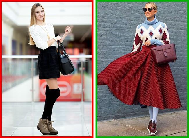 6 kiểu trang phục đã lỗi thời từ lâu mà nhiều chị em có thể còn chưa biết - Ảnh 2.