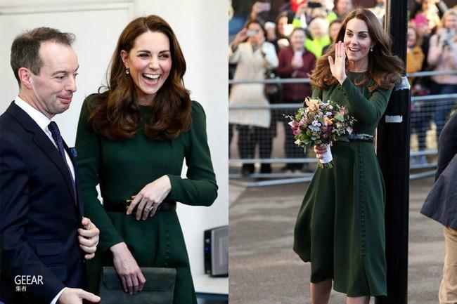 Chiếc váy của Công nương Kate đẹp đã đành, nhưng ý nghĩa phía sau mới là lý do khiến công chúng ngưỡng mộ - Ảnh 2.