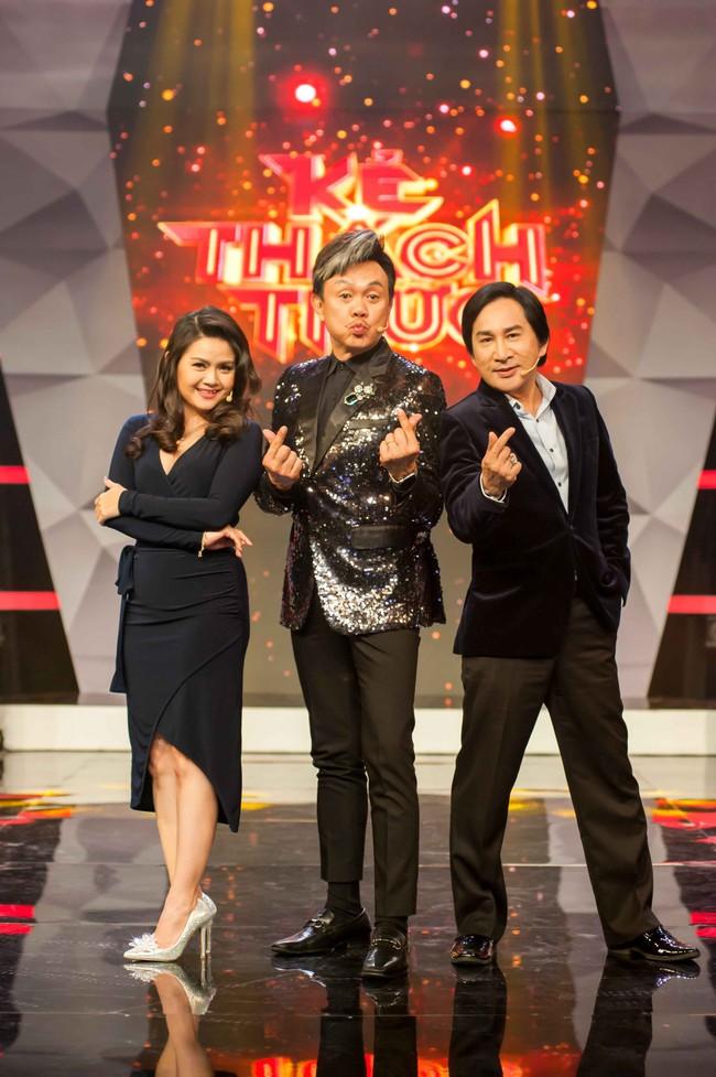 Đại Nghĩa tố NSƯT Kim Tử Long là trùm ăn gian trong showbiz Việt - Ảnh 1.