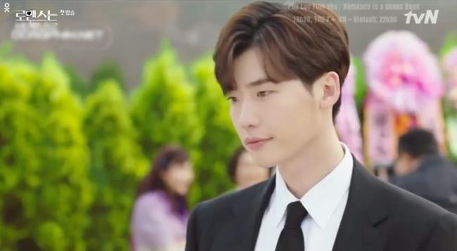 Phụ lục tình yêu: Mới tập đầu, Lee Jong Suk đã phải đứng nhìn Lee Na Young lên xe hoa với người khác - Ảnh 2.