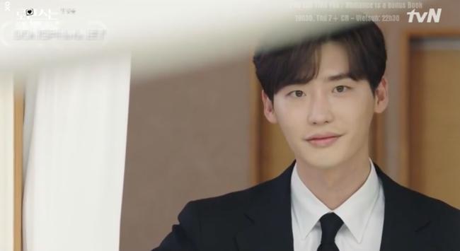 Phụ lục tình yêu: Mới tập đầu, Lee Jong Suk đã phải đứng nhìn Lee Na Young lên xe hoa với người khác - Ảnh 4.