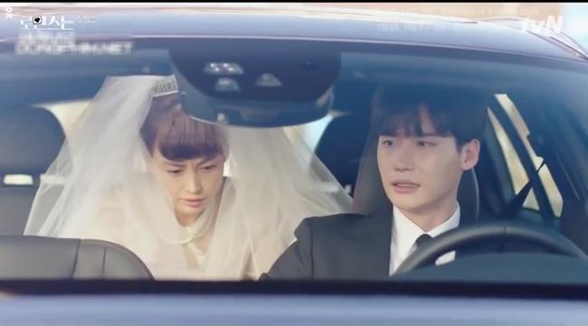 Phụ lục tình yêu: Mới tập đầu, Lee Jong Suk đã phải đứng nhìn Lee Na Young lên xe hoa với người khác - Ảnh 6.