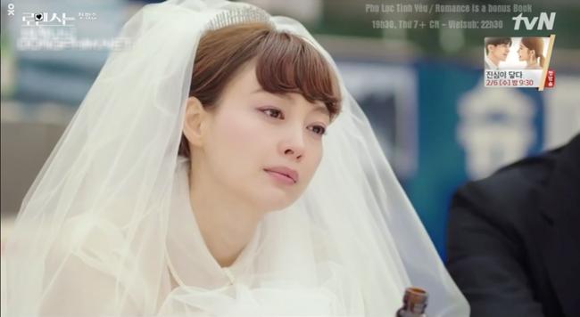 Phụ lục tình yêu: Mới tập đầu, Lee Jong Suk đã phải đứng nhìn Lee Na Young lên xe hoa với người khác - Ảnh 9.