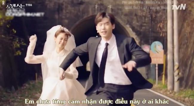 Phụ lục tình yêu: Mới tập đầu, Lee Jong Suk đã phải đứng nhìn Lee Na Young lên xe hoa với người khác - Ảnh 12.