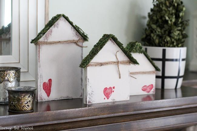 6 món đồ thủ công bằng gỗ bạn có thể tự tay làm để trang trí mọi góc nhà trong ngày Valentine - Ảnh 1.