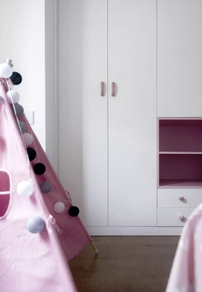 Lược bỏ TV để chọn tủ sách lớn, phòng khách của cô gái trở nên hoàn hảo nhờ quyết định đột phá này - Ảnh 15.