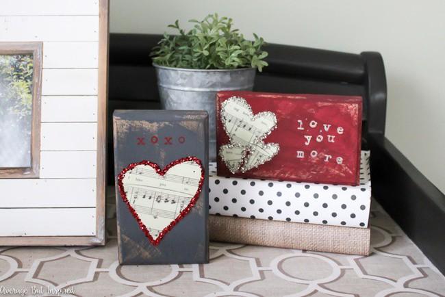6 món đồ thủ công bằng gỗ bạn có thể tự tay làm để trang trí mọi góc nhà trong ngày Valentine - Ảnh 3.