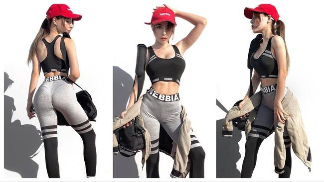 HLV hot girl phòng gym chỉ ra mẹo giữ dáng ai cũng làm được để sở hữu bụng phẳng đón Tết - Ảnh 8.