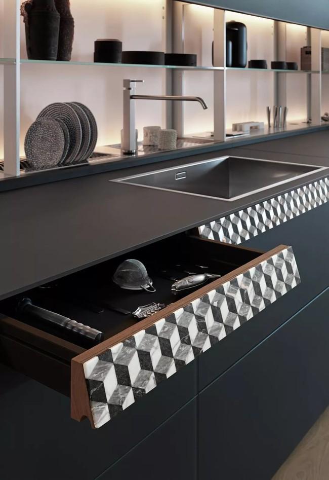 Nhà bếp với tủ lưu trữ ẩn là xu hướng gây sốt vào năm 2019! - Ảnh 22.