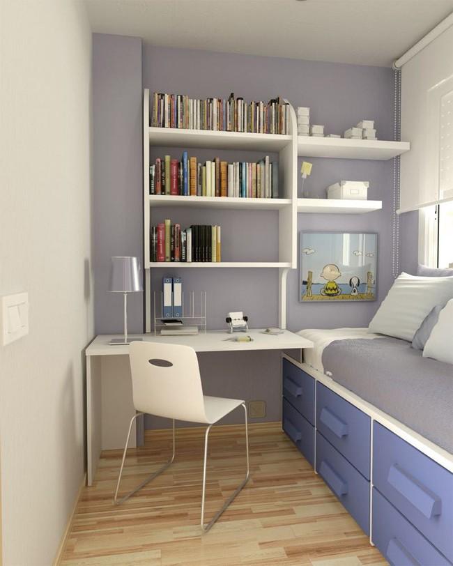 Thiết kế nhà ống: Tư vấn thiết kế nhà ống có 3 phòng ngủ thoáng mát - Ảnh 10.