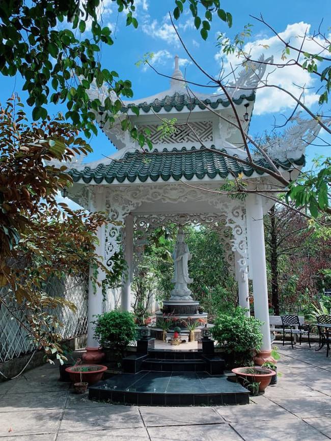 Nhà vườn bình yên và ngập tràn cây ăn quả của diễn viên Việt Trinh ở Bình Dương - Ảnh 8.