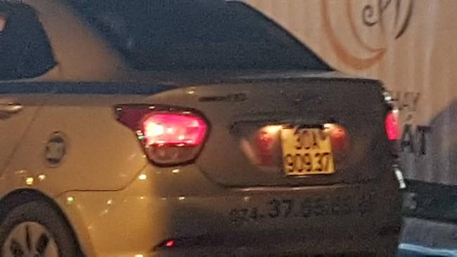 Vụ tài xế taxi tử vong nghi bị sát hại ở Hà Nội: Khách lên xe không gọi qua tổng đài - Ảnh 1.