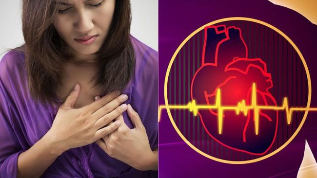 Dấu hiệu cảnh báo bệnh tim ở phụ nữ thường có đặc điểm thế này nên nhiều khi bác sĩ cũng nhầm lẫn - Ảnh 3.