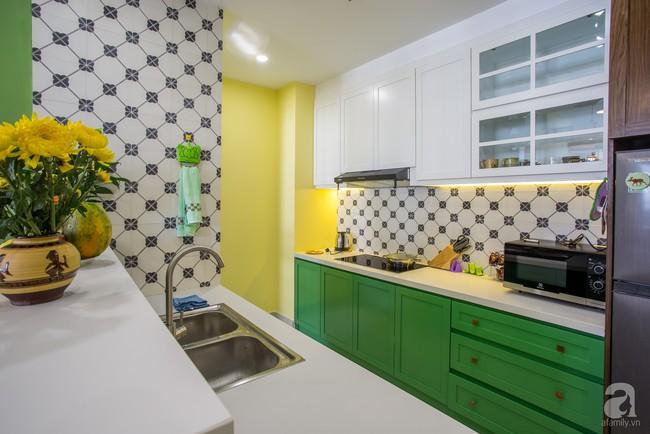 Căn hộ 70m² đặc biệt gây ấn tượng khi được thiết kế đậm chất đồng quê Việt ở quận 4, TP. HCM - Ảnh 9.