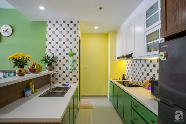 Căn hộ 70m² đặc biệt gây ấn tượng khi được thiết kế đậm chất đồng quê Việt ở quận 4, TP. HCM - Ảnh 8.